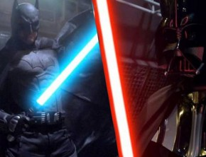 Batman vs. Darth Vader - Super Power Beat Down