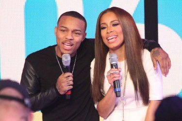 '106 and Park' hosts, Bow Wow and Keshia Chanté