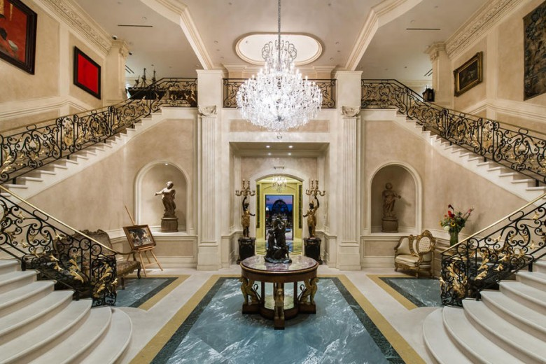 Inside 195M Beverly Hills Mansion Palazzo Di Amore