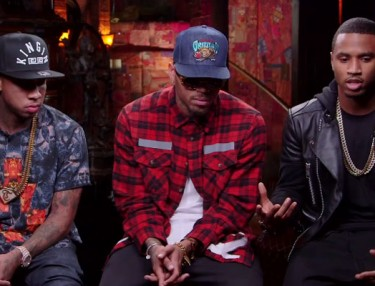 Chris Brown, Trey Songz Talk 'Between The Sheets' Tour