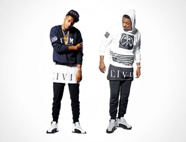 Civil Holiday 2014 Men's Lookbook (ft. King Los)