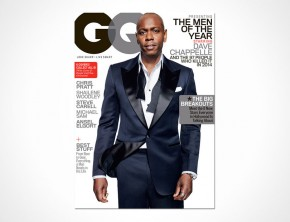 Dave Chappelle Covers GQ's Men Of The Year Issue