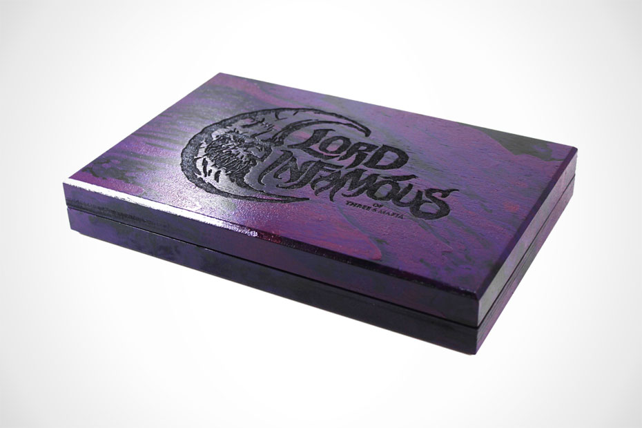 Good Wood NYC x Lord Infamous Smoke Kit