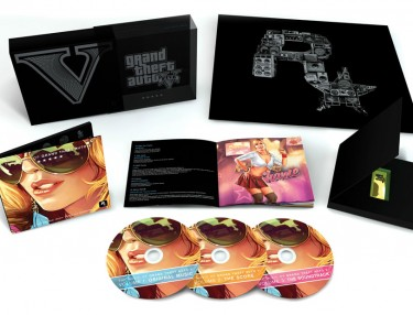 Rockstar Games x Mass Appeal 'GTA V' Box Set