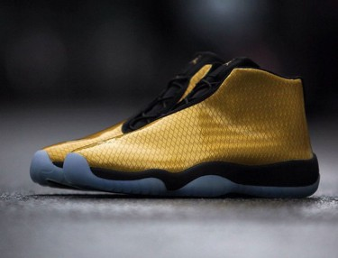 Air Jordan Future Women's Gold