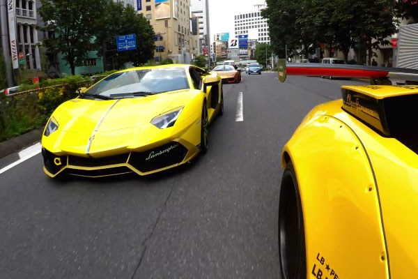 GoPro Presents: The Streets of Japan In 4K