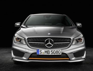 Mercedes-Benz CLA 'Shooting Brake' Edition