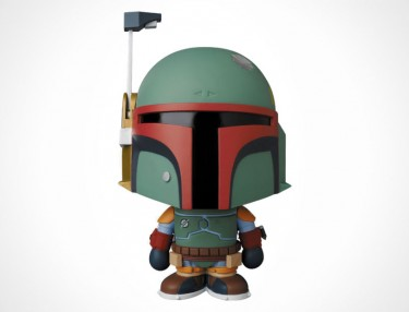 A Bathing Ape x Star Wars x Medicom Vinyl Toys