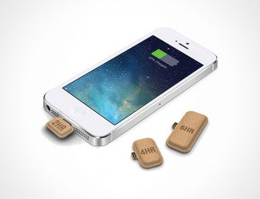 Mini Power Portable Charger Concept