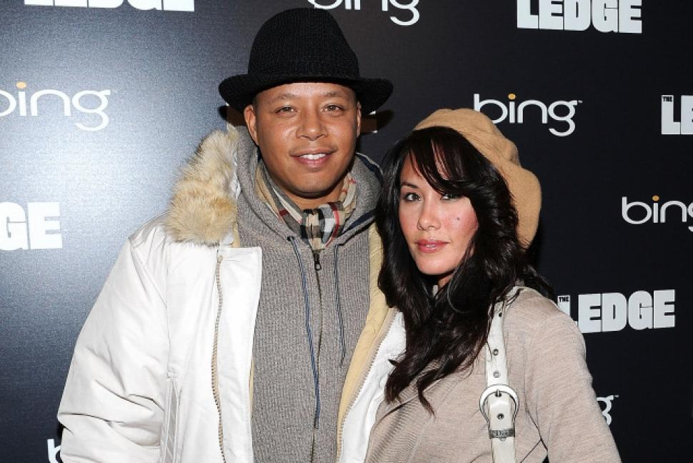 Terrance Howard and ex-wife Michelle