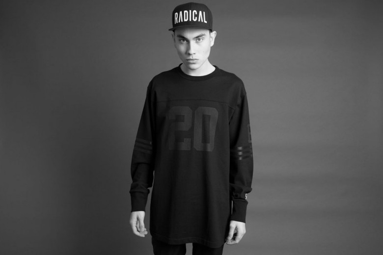 Black Scale x JT&CO 'Radical' Capsule Collection