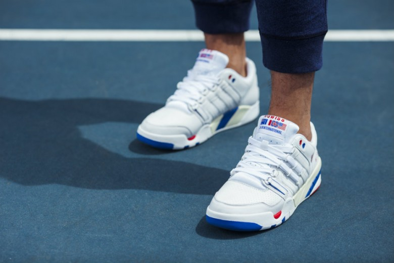 K-Swiss Reissues Iconic Si-18 International OG