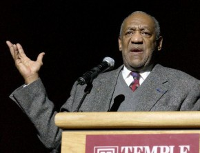 Bill Cosby at Temple University