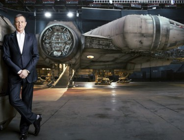 A Look At The Millennium Falcon From the New Star Wars