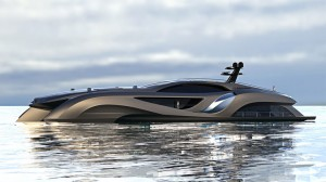 $24 Million Xhibitionist Yacht By Gray Design