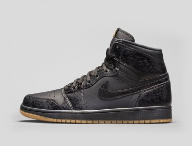 Air Jordan 1 Retro High OG Black/Gum