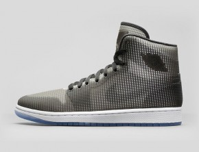 Air Jordan 4LAB1 - Black/Reflect Silver