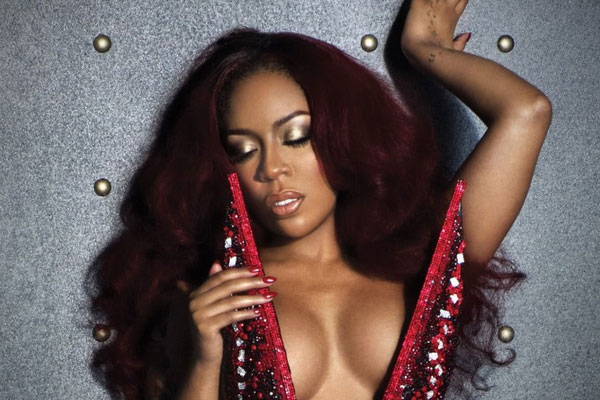 K. Michelle-Lil Kim Beef Reignited: Singer Calls Her ... K Michelle Before And After