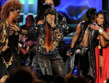 Lil Kim, Da Brat & Missy Elliott Reunite For 'Ladies Night'