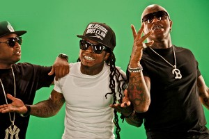 Lil Wayne and Birdman