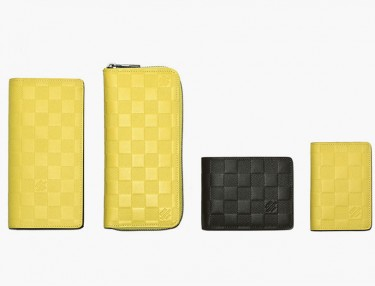 Louis Vuitton Spring 2015 Damier Infini Collection