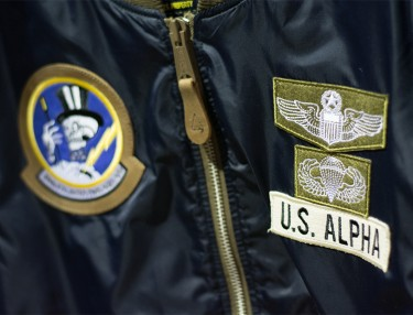 Alpha Industries Fall 2015 Sneak Peek