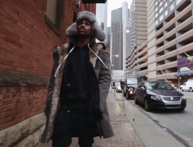 Big Sean Gives Complex A Tour Of Detroit