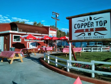 Copper Top BBQ - Big Pine, Ca