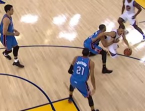 NBA Highlights: Steph Curry Dazzles With Crazy Handles