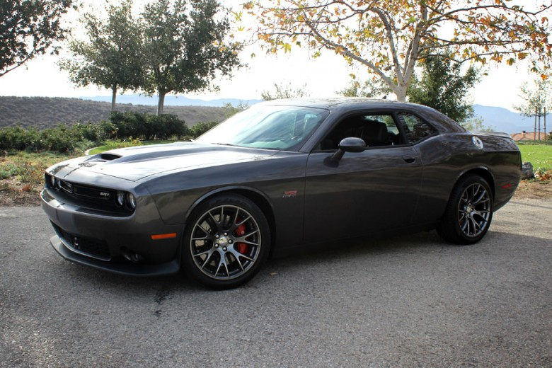 Closer Look At The 2015 Dodge Challenger Srt 392 Ballerstatus Com