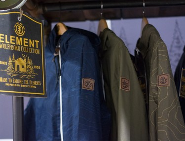 Element Brand Fall 2015 Sneak Peek