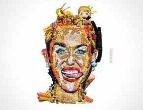Miley Cyrus by Yung Jake