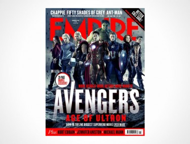Empire Magazine Debuts 'Avengers: Age of Ultron' Covers