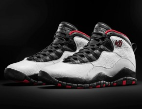 Air Jordan 10 Remastered Chicago