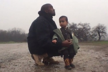 Kanye West ft. Paul McCartney - Only One (Video)