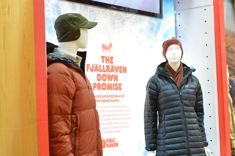Fjällräven Fall/Winter 2015 Sneak Peek