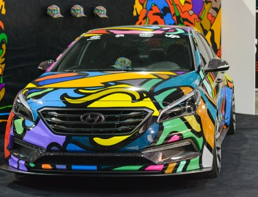 A Closer Look At The JP Edition Hyundai Sonata (Version 2)