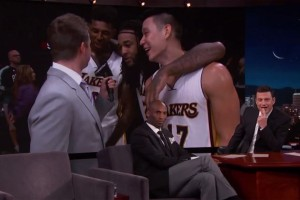 LMFAO! Kobe Bryant not amused by teammates' celebration