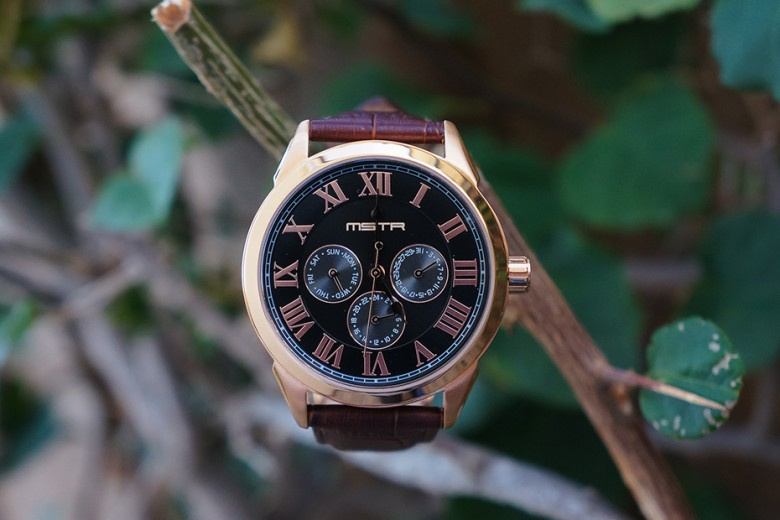 """A Closer Look At Meister Watches """"Classic"""" Timepiece"""