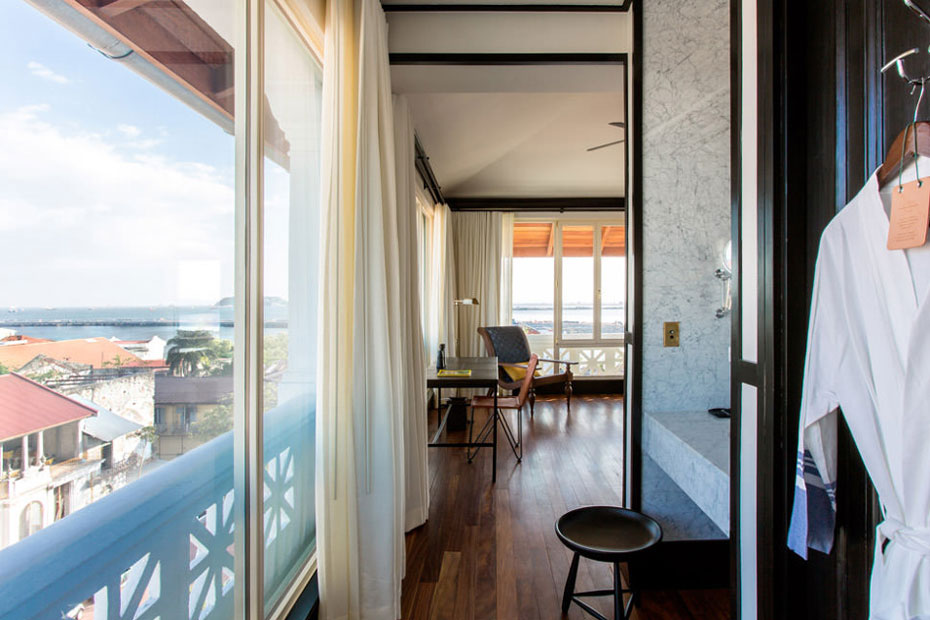 Inside Ace Hotel's New 'American Trade Hotel' In Panama City
