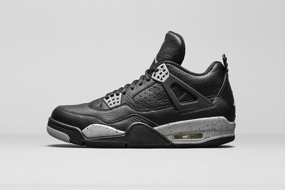 Air Jordan 4 Retro - Tech Grey