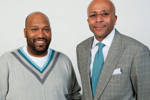 Bun B and professor Anthony Pinn