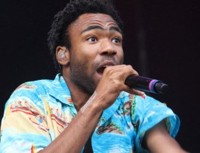 Childish Gambino, aka Donald Glover