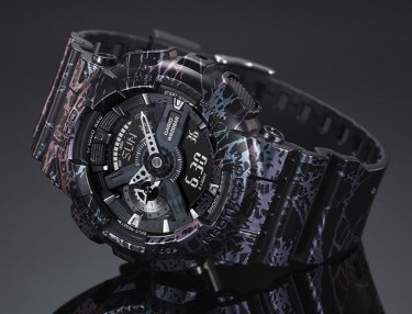 G-SHOCK 'Polarized Marble' Collection