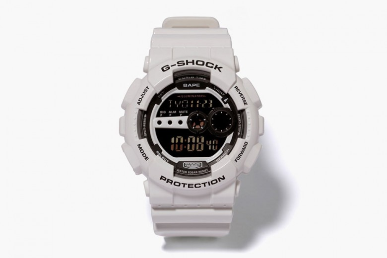 Bape x G-Shock GD-100