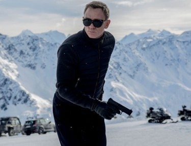 James Bond: Spectre (First Look)