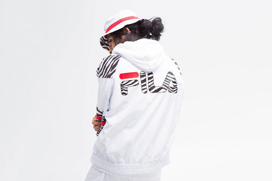 Joyrich x FILA Spring 2015 Collection
