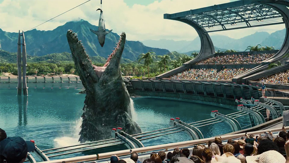 Jurassic World (Super Bowl Trailer)