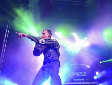 Logic: The Under Pressure World Tour (Santa Ana, CA) (Recap)