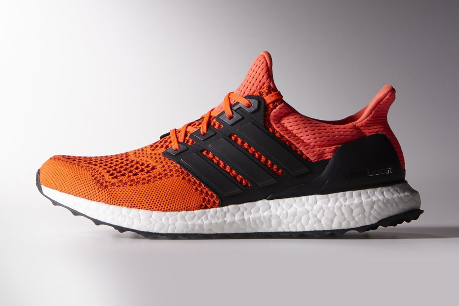 Adidas Ultra Boost 'Solar Red'
